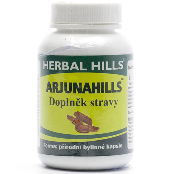 Kapsuly Arjunahills od Herbal Hills