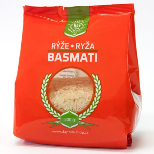 Basmati ryža 500 g od Day Spa