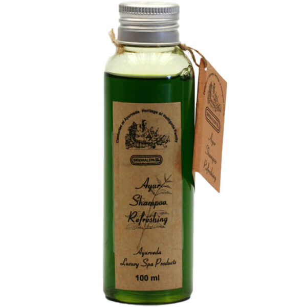 Bylinný šampón Refreshing 100 ml od Siddhalepa