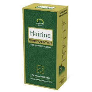 Hairina bylinný vlasový olej od Ecce Vita