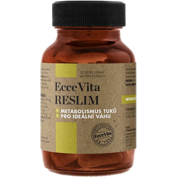 Bylinné kapsuly Reslim od Ecce Vita