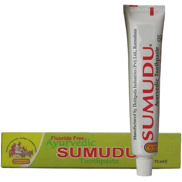 Bylinná zubná pasta Sumudu 75 g od Siddhalepa