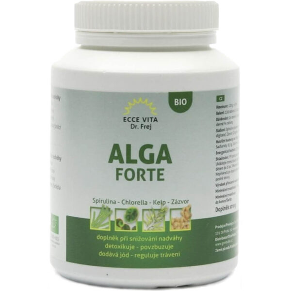 Kapsuly Alga Forte od Ecce Vita
