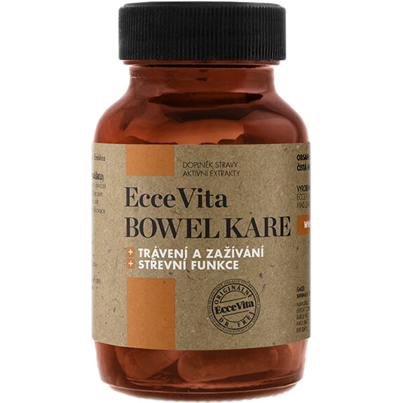 Bowelkare kapsuly od Ecce Vita