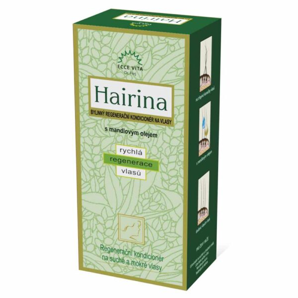 Bylinný kondicionér Hairina 60 ml od Ecce Vita