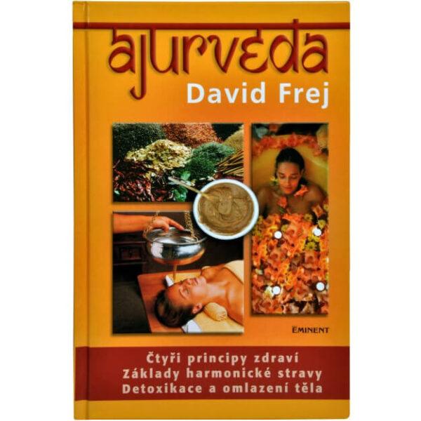 Kniha Ájurvéda od Davida Freja