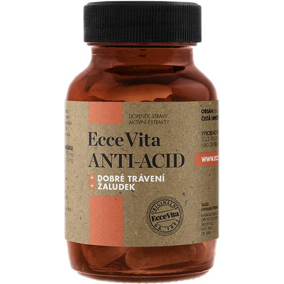 Bylinné kapsuly Anti-Acid od Ecce Vita