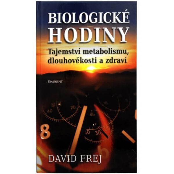Kniha Biologické hodiny od Davida Freja