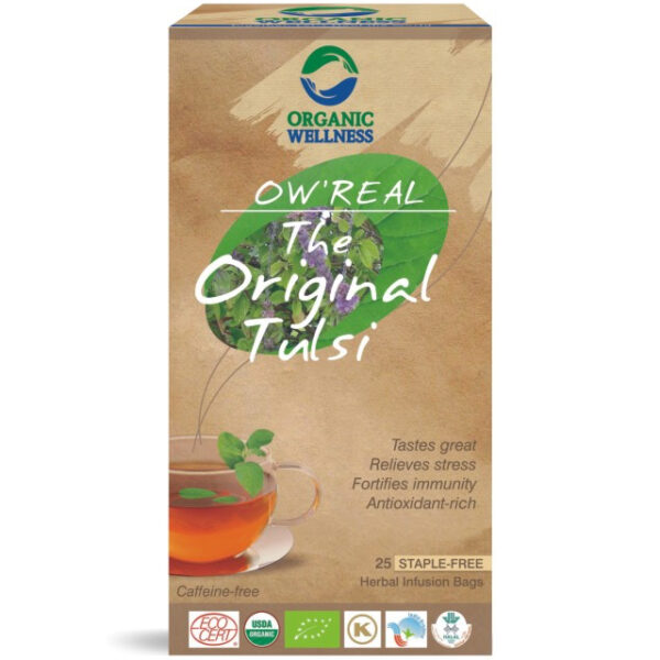 Porciovaný čaj The Original Tulsi od Organic Wellness