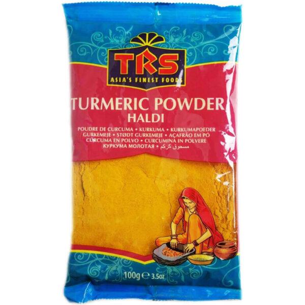 Kurkuma mletá 100 g od TRS