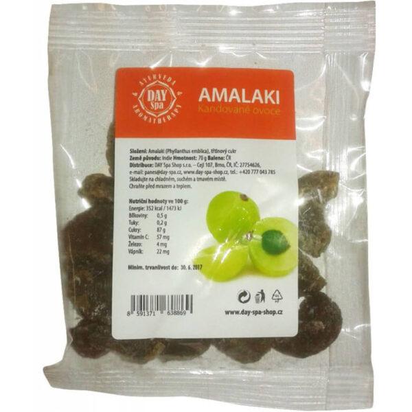 Sušené Amalaki 70 g od Day Spa