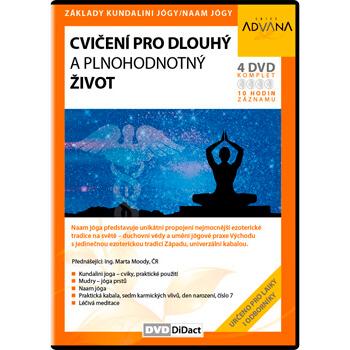 DVD Cvičenie pre dlhý a plnohodnotný život