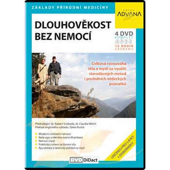 DVD Dlhovekosť bez chorôb