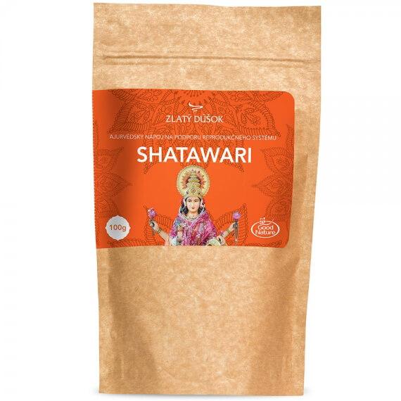 Ajurvédska káva Shatawari 100 g od Good Nature
