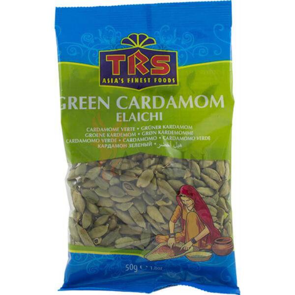 Zelený kardamóm celý 50 g od TRS