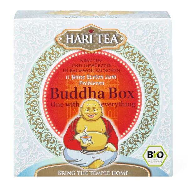 Porciovaný čaj Buddha Box od Hari Tea