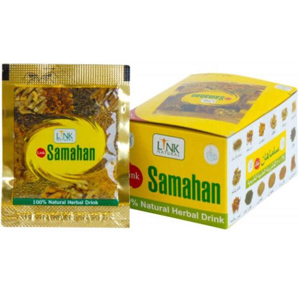 Bylinný čaj Samahan 10 / 25 vreciek od Link Natural