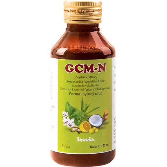 Sirup proti kašľu G.C.M. od Imis 100 ml