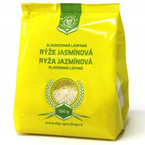 Jazmínová ryža 500 g od Day Spa