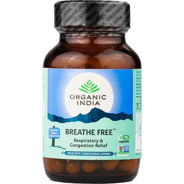 Bylinné kapsuly B-Free od Organic India