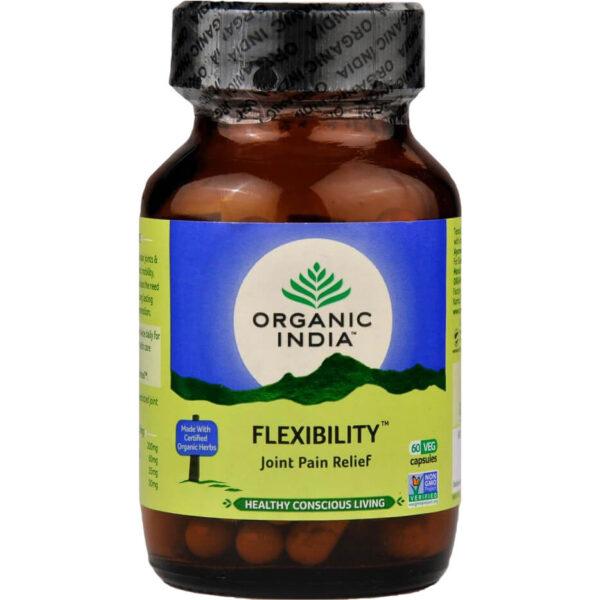 Bylinné kapsuly Flexibility od Organic India